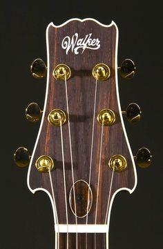 The Santa Cruz | Scott Walker Guitars