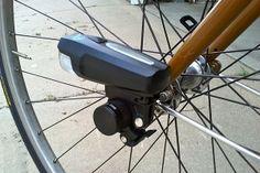 Problem Solvers Quick Release Light Mount | Bike Bag