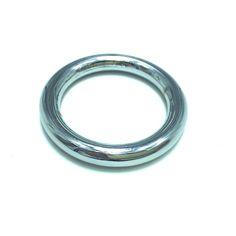 "1 1/4"" Nickel Plate, O-Ring"