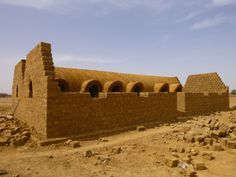 Climate change, deforestation and increasing population have made traditional building techniques in the Sahel region of Africa obsolete. In an effort to address this, The Nubian Vault Programme have resurrected an ancient building technique which requires only low-cost or free durable, sustainable, local, natural materials, allowing people to build their own shelters without relying on corrugated iron, sawn timber or concrete. The project team trains local masons who learn as they work ...