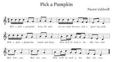 The Sweetest Melody: Fall/Halloween Rhythm Manipulatives... I already use Pick A Pumpkin, these manipulatives are a great addition