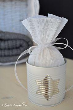 20. Dezember: Geschenke schön verpacken - Weihnachts-Bloggerei