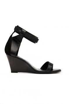 GINA WEDGE V1 - SS15 Womenswear, Shoes - Surface to Air online store