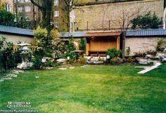 Freddie Mercury House, Queen Freddie Mercury, Garden Lodge, Logan, Cat Garden, Brian May, John Deacon, Classic Rock, Koi