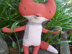 Foxy Loxy  Fantastic Mr Fox is our favourite new Maileg addition ... and Mr Badger is coming soon :)