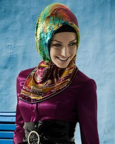 Simple and trendy hijab fashion is more interesting. Here are some pictures of 2012 hijab fashion trends with turkish style