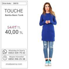 Bu haftanın ürünlerinden Touche Bambu Basic Tunik : http://goo.gl/wa3PYj