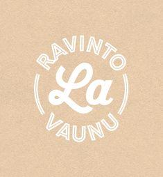 VR Ravintolavaunu logo. Design by Aivan.