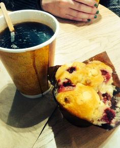 Best muffin in Dublin: O'Connell Street