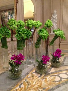This reminds me of Easter in Paris at the George V. His floral designs are amazing!   Created by Jeff Leatham, George V, Four Seasons Paris
