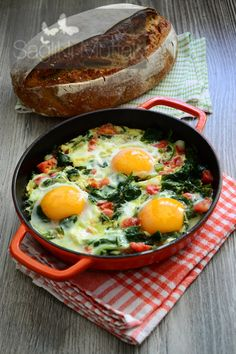 Pasta, Brunch, Food And Drink, Eggs, Breakfast, Ethnic Recipes, Easy Meals, America, Morning Coffee