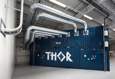 The supercomputer at the Thor Data Center is based on a cluster of 288 HP ProLiant BL280c servers. The Intel Xeon Processor L5530-powered cluster is comprised of 3,456 compute cores with 71.7 terabytes of usable storage, and pumps out 35 teraflops of performance.  While building and shipping the machine's parts to Icelandic-produced CO2, the machine -- and in fact all of Iceland -- is powered 24/7/365 by a mix of nothing but renewable hydro and geothermal power. To light up Iceland's…