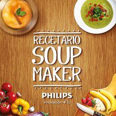 ISSUU - Recetario Soup Maker Philips de Philips Perú