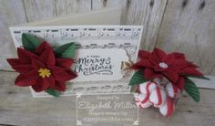 StampinWithLiz.com    Stampin Up; Reason for the Season stamp set