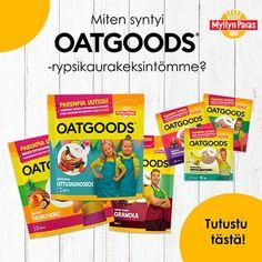 Tonnikalapastavuoka | Myllyn Paras Omega 3, Granola, Smoothie, Cereal, Breakfast, Action, Mascarpone, Morning Coffee, Group Action