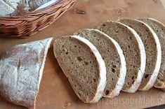 Chleb zdecydowanie dla fanów kminku. Jest to chleb z przewagą mąki pszennej, ale na żytnim zakwasie. Ciemnego koloru nadaje mu głównie melasa. Bardzo łatwo się go wyrabia i – jak na chleb na zakwasie – dość szybko rośnie. Przypomina mi bardzo popularny w Czechach chleb kminkowy :-) Składniki Zaczyn Składniki na zaczyn wymieszać dokładnie i […] Vegan Junk Food, Vegan Sushi, Vegan Baby, Vegan Pancakes, Vegan Smoothies, Vegan Kitchen, Asian Cooking, Vegan Sweets, Clean Eating