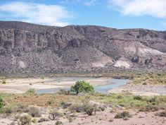 Chubut, Ruta 25 a Trelew