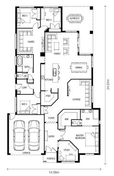 Home Designs & House Plans, Melbourne | Carlisle Homes | Home ...