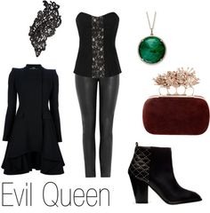 Once Upon A Time - Evil Queen Regina