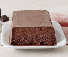 Chocolate-Hazelnut Semifreddo by Fine Cooking