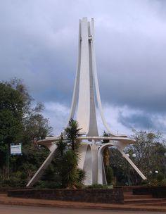 Monumento Cincuentenario - Oberá Misiones Argentina - Buscar con Google