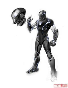 Iron Man's New Suits in Marvel NOW! - Comic Vine