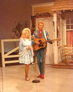 The Porter Wagoner Show Welcome Dolly Parton