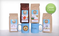 Groupon - $44 for Fair-Trade Coffee from Callie's Coffee in On Location. Groupon deal price: $44.0.00
