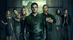 Get excited The CW, Arrow and Flash fans! Here we will collect news about the fifth season of the series Arrow. TV show status: on The CW! Tv Series 2013, Cw Series, Series Movies, Movie Characters, Arrow Cast, Arrow Tv, Team Arrow, Arrow Costume, Dc Comics
