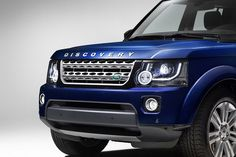Land Rover Discovery 2014.