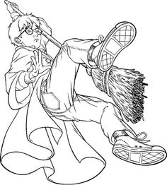 Harry Potter Coloring Pages Online Coloring Pages, Coloring For Kids, Coloring Pages For Kids, Coloring Books, Harry Potter Colors, Theme Harry Potter, Harry Potter Portraits, Harry Potter Coloring Pages, Draw