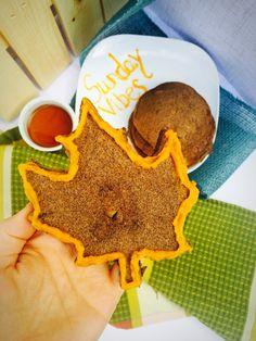 Apple Cinnamon Buckwheat Pancakes