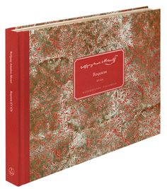 Requiem, KV 626 / Wolfgang Amadeus Mozart ; commentary by Christoph Wollf, Günter Brosche. Classmark: XPa.842.75M.R1