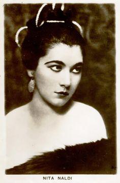 nita+naldi | Nita NALDI (1897 / 1961)