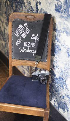 """Op Mereveld zijn het de kleine dingen die het doen. De styling maakt het helemaal júllie huwelijk. """"Liefs van het bruidspaar!"""" #Mereveld Utrecht in TOP 5 populairste trouwlocaties van Nederland!"""