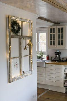 Weihnachtsideen... erste Weihnachtsdeko , Pomponetti #deko #weihnachten
