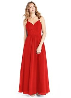 794e1331e64 Shop Azazie Bridesmaid Dress - Amari in Chiffon. Find the perfect  made-to-order bridesmaid dresses for your bridal party in your favorite  color