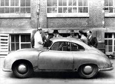 Ferry Porsche, Porsche 356 Gmünd, 1949