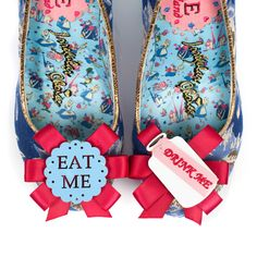 The Irregular Choice x Alice In Wonderland collection is here! Read more on the blog.