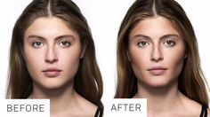 @Sephora TV presents Contouring Tutorial for Heart Shaped Faces by Smashbox Cosmetics #sephora