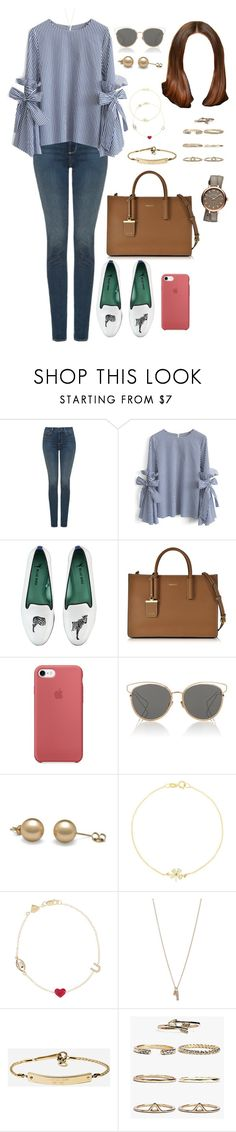 """""""Home (aftern/out/night)"""" by ittgirl ❤ liked on Polyvore featuring NYDJ, Chicwish, Blue Bird, DKNY, Christian Dior, Jennifer Meyer Jewelry, Alison Lou, Minor Obsessions, MICHAEL Michael Kors and Boohoo"""