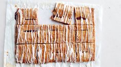 Kids and adults alike will love these better-for-you toaster pastries made with whole-wheat graham flour.
