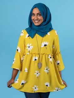 Buy Tilly and the Buttons Indigo Dress Sewing Pattern, from our Sewing Patterns range at John Lewis & Partners. Maternity Patterns, Maternity Sewing, Smock Dress, Dress Sewing, Tunic, Indigo Dress, Tilly And The Buttons, Dressmaking Fabric, Gathered Skirt