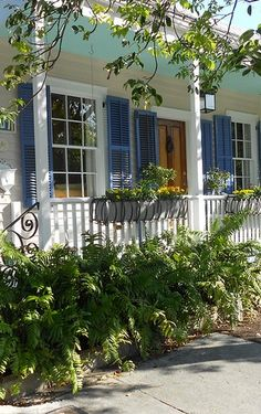 Key West, Florida - An architectural experience to be experienced first hand!