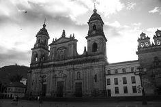 Catedral Primada, Bogota, Colombia
