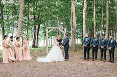 Saying with a Perfect View of the rolling hills and the Southwest river at Clinton Hills, Prince Edward Island, Canada Clinton Hill, Prince Edward Island, Rustic Barn, Plan Your Wedding, Acre, Countryside, Rustic Wedding, Woods, Marriage
