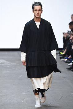 MAN Fall 2015 Menswear Fashion Show
