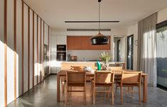Gallery Of Northcote House 02 By Star Architecture Local Design And Interior Architecture Northcote, Vic Image 29 Kitchen Interior, Kitchen Design, Kitchen Ideas, House Star, Architect Magazine, Fireclay Tile, Interior Architecture, Interior Design, Architect House