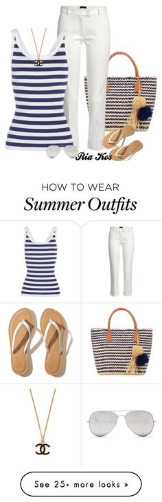 """""""summer outfit"""" by ria-kos on Polyvore featuring Buji Baja, Joseph, Dolce&Gabbana, Hollister Co. and Sunny Rebel"""