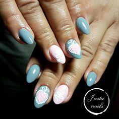 Christmas nails, winter nails, zimowe pazurki , swiateczne wzorki Nails, Beauty, Finger Nails, Ongles, Nail, Beauty Illustration, Sns Nails, Nail Manicure